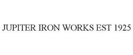 JUPITER IRON WORKS EST 1925