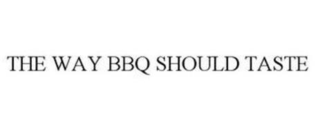THE WAY BBQ SHOULD TASTE