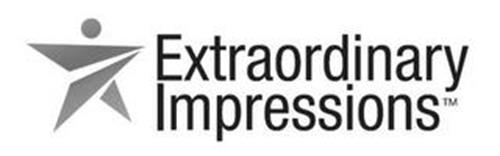 EXTRAORDINARY IMPRESSIONS