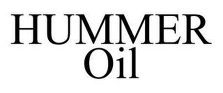 HUMMER OIL