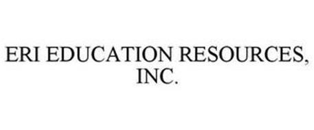 ERI EDUCATION RESOURCES, INC.