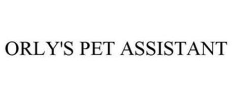 ORLY'S PET ASSISTANT