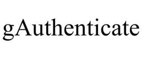 GAUTHENTICATE