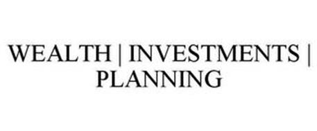 WEALTH | INVESTMENTS | PLANNING