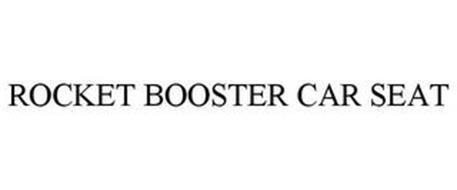ROCKET BOOSTER CAR SEAT