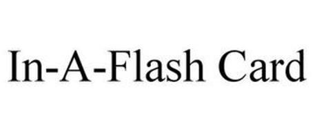IN-A-FLASH CARD