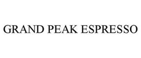 GRAND PEAK ESPRESSO