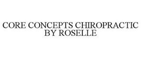 CORE CONCEPTS CHIROPRACTIC BY ROSELLE