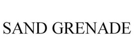 SAND GRENADE