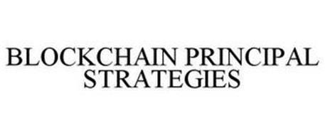 BLOCKCHAIN PRINCIPAL STRATEGIES