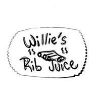 WILLIE'S RIB JUICE