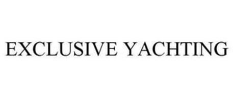 EXCLUSIVE YACHTING