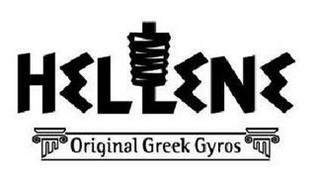 HELLENE ORIGINAL GREEK GYROS