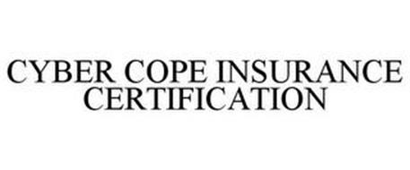CYBER COPE INSURANCE CERTIFICATION