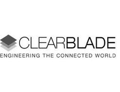 CLEARBLADE ENGINEERING THE CONNECTED WORLD