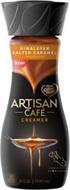 HIMALAYAN SALTED CARAMEL NATURAL FLAVOR NESTLÉ COFFEE- MATE ARTISAN CAFÉ CREAMER HIMALAYAS 50 CALORIES 14 FL OZ (1 PT/473 ML)
