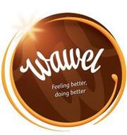 WAWEL FEELING BETTER DOING BETTER