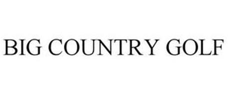 BIG COUNTRY GOLF