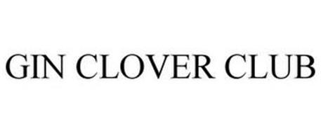 GIN CLOVER CLUB