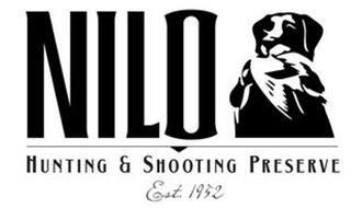 NILO HUNTING & SHOOTING PRESERVE EST. 1952