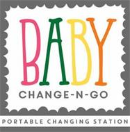 BABY CHANGE-N-GO PORTABLE CHANGING STATION
