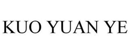KUO YUAN YE