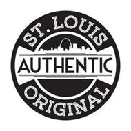 ST. LOUIS AUTHENTIC ORIGINAL