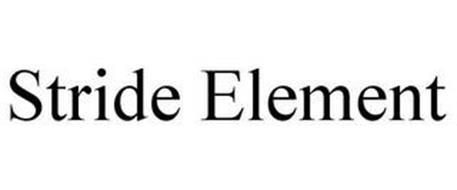 STRIDE ELEMENT