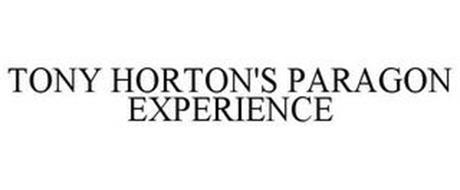 TONY HORTON'S PARAGON EXPERIENCE