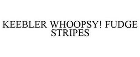 KEEBLER WHOOPSY! FUDGE STRIPES