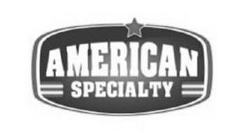 AMERICAN SPECIALTY