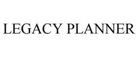 LEGACY PLANNER
