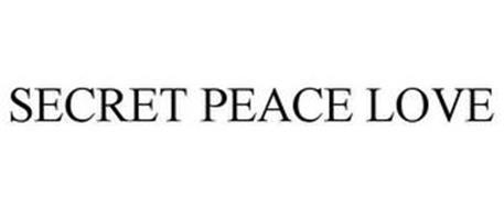 SECRET PEACE LOVE