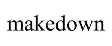 MAKEDOWN