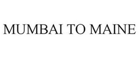 MUMBAI TO MAINE