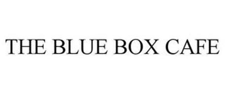 THE BLUE BOX CAFE