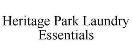 HERITAGE PARK LAUNDRY ESSENTIALS