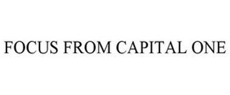 FOCUS FROM CAPITAL ONE