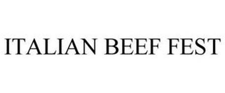 ITALIAN BEEF FEST