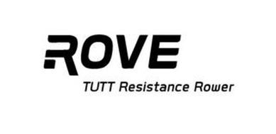 ROVE TUTT RESISTANCE ROWER