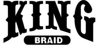 KING BRAID