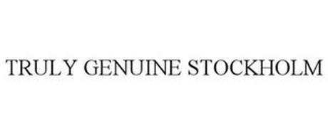 TRULY GENUINE STOCKHOLM