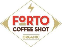 FORTO COFFEE SHOT ORGANIC