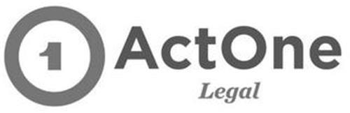 1 ACTONE LEGAL