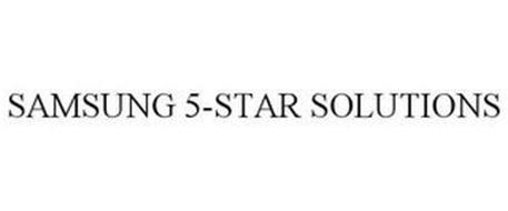 SAMSUNG 5-STAR SOLUTIONS