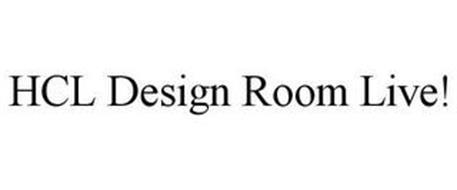 HCL DESIGN ROOM LIVE!