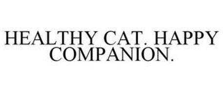 HEALTHY CAT. HAPPY COMPANION.