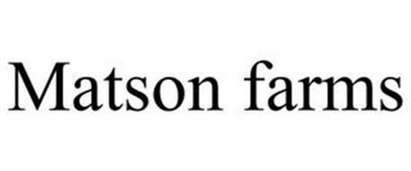 MATSON FARMS
