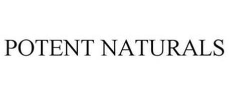 POTENT NATURALS