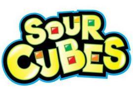 SOUR CUBES